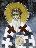 Святитель Никифор, I Патриарх Константинопольский.