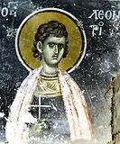 Мученик Леонтий Триполийский