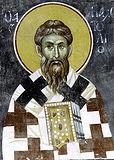Святитель Анатолий , патриарх Константинопольский