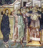 Христос на допросе у Анны