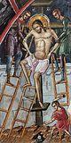 Пригвождение ко Кресту