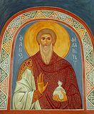 Святой праведный Филарет Милостивый.