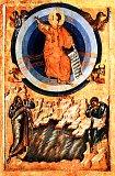 Видение святым пророкам Иезекиилю и Аввакуму