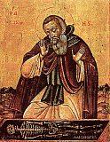 Преподобный Сисой Великий.