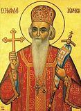 Святитель Николай, епископ Жичский.