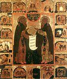 Зосима и Савватий Соловецкие с Житием