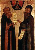 Кирилл Белозерский и Александр Ошевенский