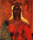 Святая мученица Кириакия