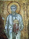 Святой архидиакон Лаврентий