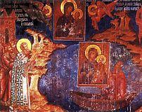 Папа Римский поклоняется Лиддско-Римской иконе Божией Матери
