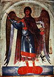 Архангел Михаил с мерилом