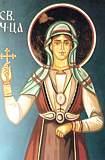 Святая Злата (Хриса) Мегленская