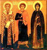 Священномученик Антипа, преподобная Евдокия, мученик Вонифатий
