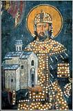 Святой Драгутин (в иночестве Феоктист),король Сербский, преподобный.